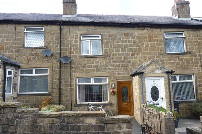 Thumbnail Terraced house for sale in Rosslyn Grove, Haworth, Keighley, West Yorkshire