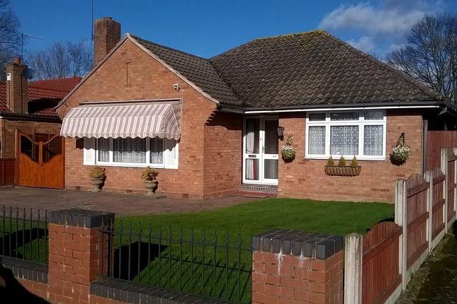 Thumbnail Detached bungalow for sale in Witton Avenue, Droitwich