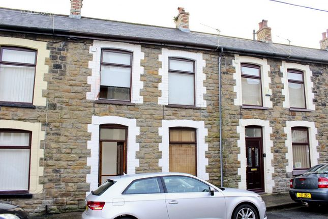 Thumbnail Terraced house to rent in Cymmer -, Porth