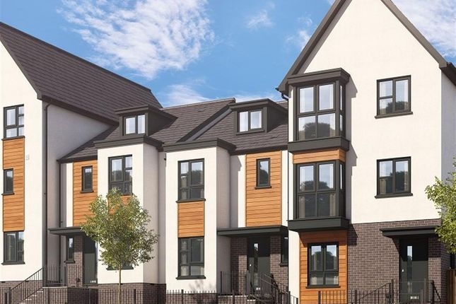 Terraced house for sale in Pinhoe, Exeter