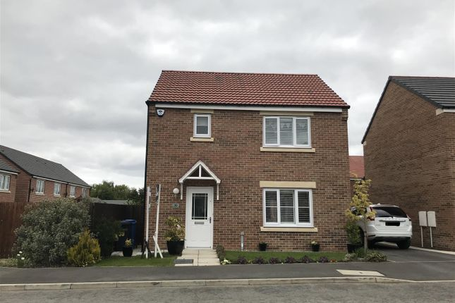 Thumbnail Detached house for sale in Rosewood Drive, Jameson Fields, Ponteland, Newcastle Upon Tyne, Northumberland