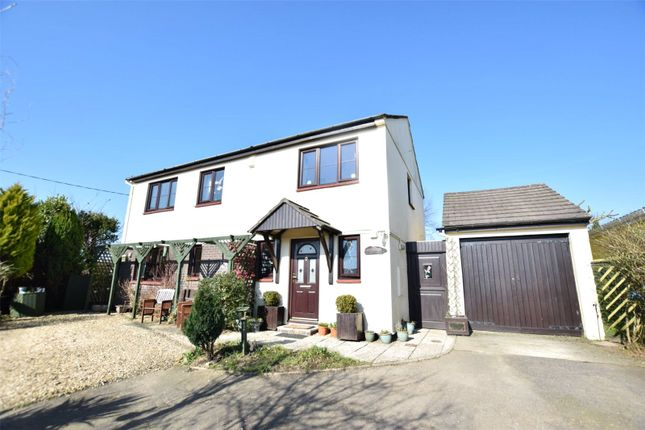 4 bed detached house for sale in Bridge Park, Bridgerule, Holsworthy