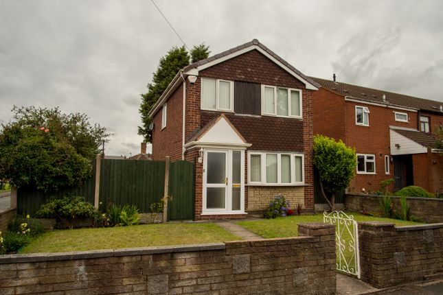 Detached house for sale in Beckett Street, Bilston