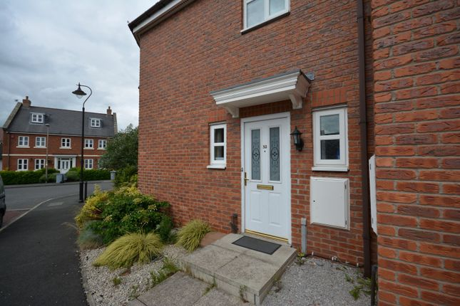 Thumbnail Semi-detached house to rent in Golden Hill, Weston