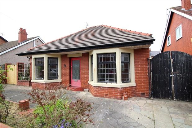 2 bed bungalow for sale in St Ives Avenue, Blackpool
