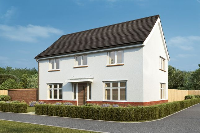 """Thumbnail Detached house for sale in """"Amberley Rvt"""" at Homington Avenue, Coate, Swindon"""