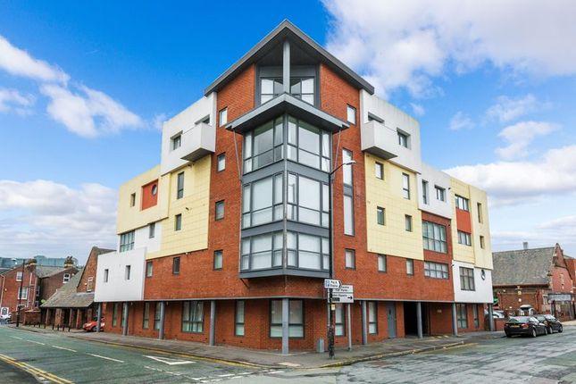 2 bed flat to rent in Winmarleigh Street, Warrington WA1