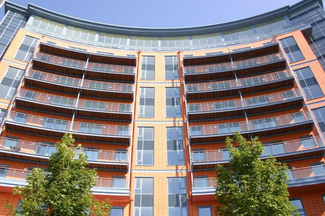 Thumbnail Flat for sale in Gunwharf Quays, Portsmouth