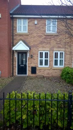 Thumbnail Terraced house to rent in Pools Brook Park, Kingswood, Hull