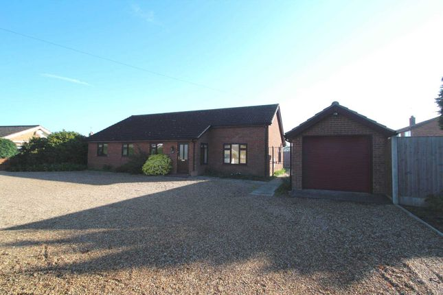 Thumbnail Detached house for sale in Station Road, Lingwood, Norwich