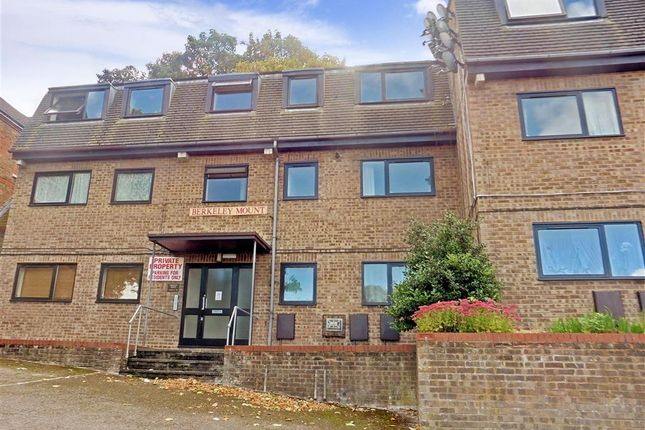 Thumbnail Flat for sale in Old Road, Chatham, Kent