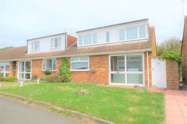 Thumbnail Semi-detached house to rent in Westbourne Close, Hayes, Middlesex