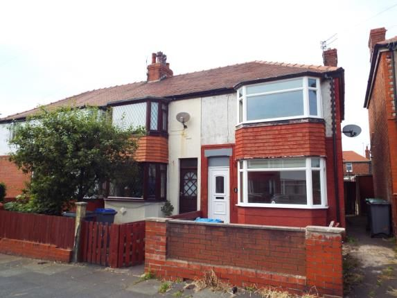 Thumbnail Terraced house for sale in Highbank Avenue, Blackpool, Lancashire