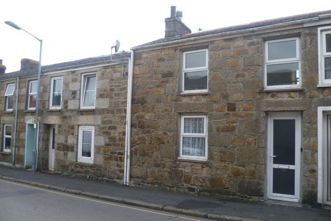 Thumbnail Terraced house for sale in Union Street, Camborne