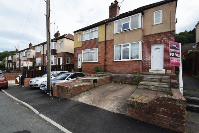 Thumbnail Semi-detached house for sale in Greeton Drive, Oughtibridge, Sheffield