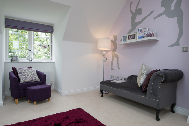 """Thumbnail Detached house for sale in """"The Stanton - Plot 148"""" at Drayton Road, Abingdon"""