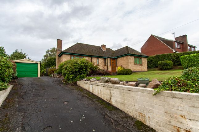 Thumbnail Detached bungalow for sale in Main Street, Peckleton