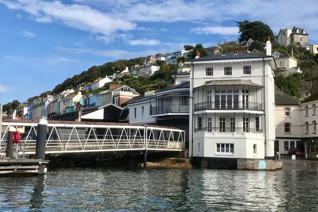 Thumbnail Terraced house for sale in Royal Dart, The Square, Dartmouth, Devon