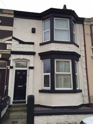 Thumbnail Room to rent in Wadham Road, Bootle