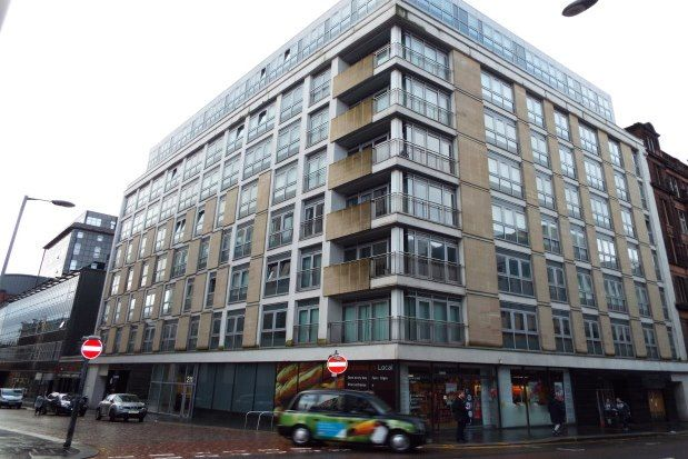 Thumbnail Flat to rent in 205 Albion Street, Glasgow