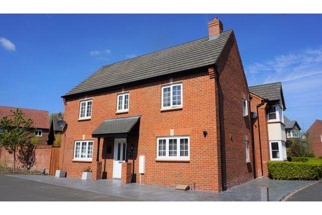 Thumbnail Detached house for sale in Mallard Avenue, Nantwich