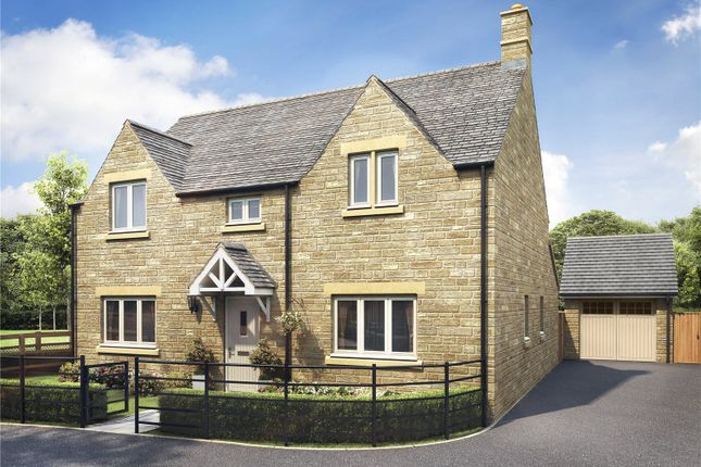 Thumbnail Detached house for sale in Willow Green, Willersey, Broadway, Gloucestershire