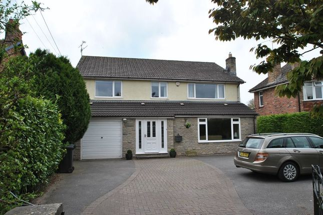 Thumbnail Detached house for sale in The Barrows, Cheddar