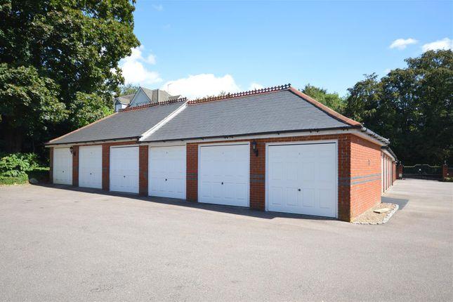 Garages of St. Monicas Road, Kingswood, Tadworth KT20