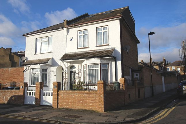 Thumbnail Semi-detached house for sale in Glenville Avenue, Enfield