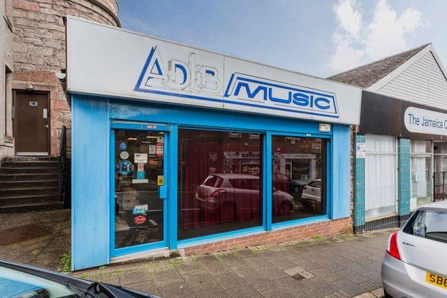 Thumbnail Retail premises for sale in Jamaica Street, Greenock, Inverclyde