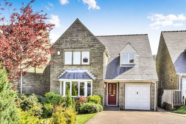 Thumbnail Detached house for sale in Rossendale View, Todmorden