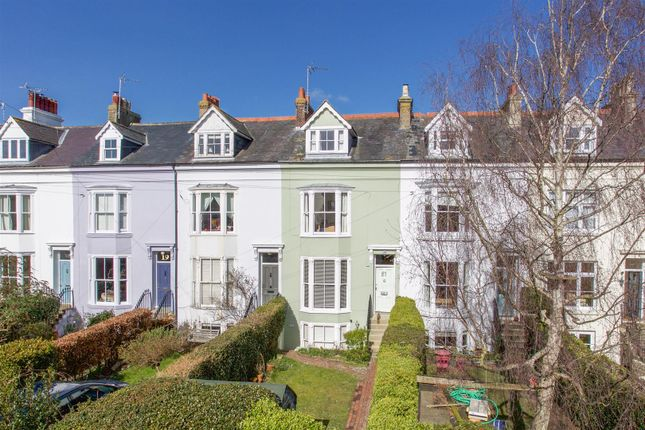 Thumbnail Terraced house for sale in St. Annes Crescent, Lewes