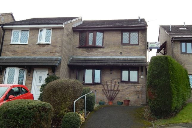 Thumbnail Flat to rent in Kelswick Drive, Nelson, Lancashire