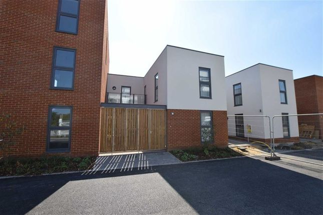 Thumbnail End terrace house for sale in Bata Mews, Princess Margaret Road, East Tilbury, Essex