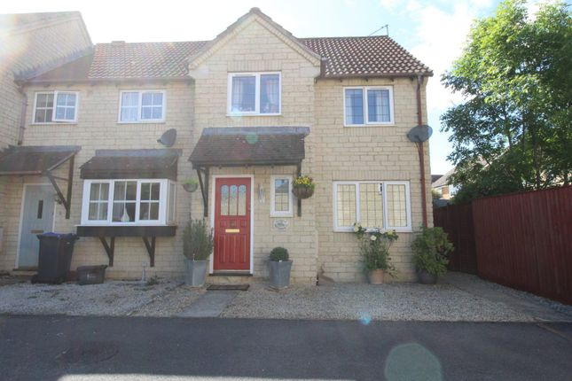 Thumbnail Semi-detached house to rent in Catterick Close, Chippenham