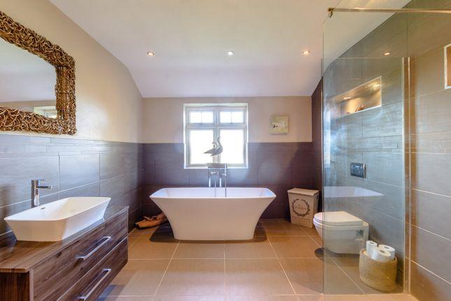 Grange Bathroom of Witham Grange And Witham Barn, Doddington Lane, Dry Doddington, Newark NG23