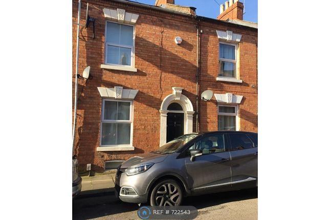 Thumbnail Terraced house to rent in Alexandra Road, Northampton
