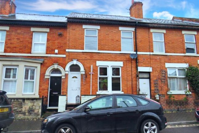 Thumbnail Terraced house to rent in West Avenue, Derby