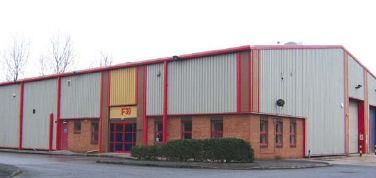 Thumbnail Light industrial to let in Greenfield Business Park, Bagillt Road, Greenfield, Flintshire