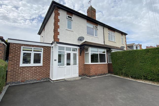 3 bed semi-detached house for sale in Cavendish Avenue, Allestree, Derby DE22