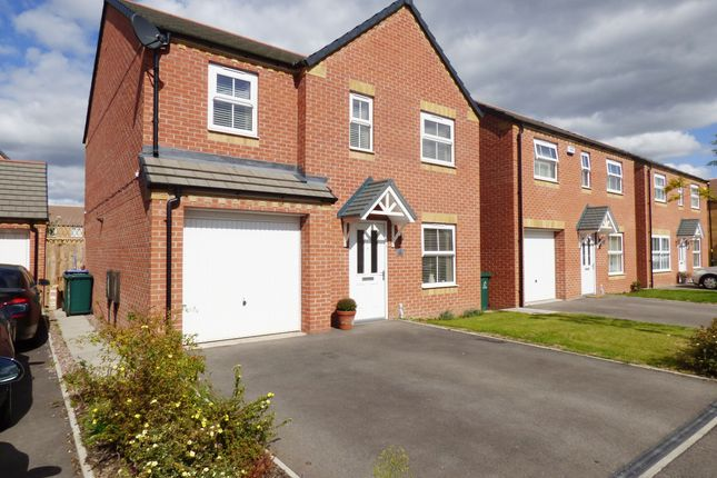 4 bed detached house for sale in Faulkes Road, Whitmore Park, Coventry CV6