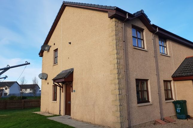 Thumbnail Flat to rent in Silberg Drive, Buckie, Moray