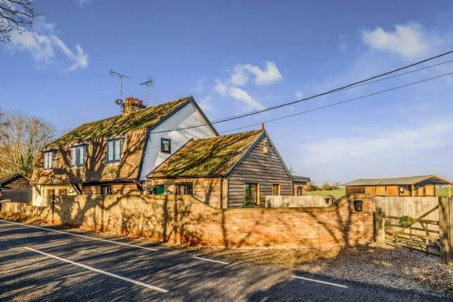 Thumbnail Semi-detached house for sale in Apton Hall Road, Canewdon, Rochford