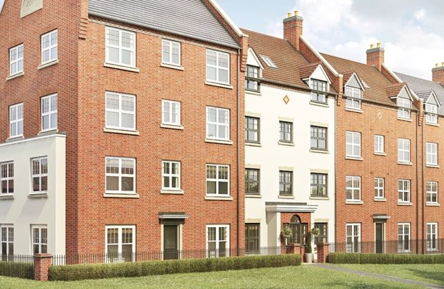 Thumbnail Property for sale in Great North Road, Hatfield