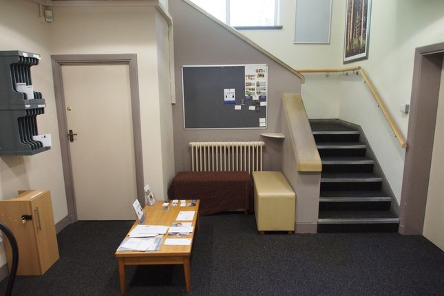 Reception Area  of Ash House 6, Ransom Wood Business Park, Southwell Road West, Mansfield NG21