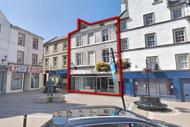 Thumbnail Commercial property for sale in 47, High Street, Ayr KA71Lu