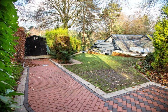 Garden of Higher Broad Oak Road, West Hill, Ottery St. Mary, Devon EX11