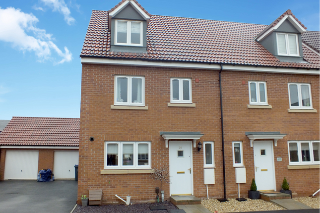 Thumbnail Semi-detached house to rent in Thirsk Drive, Paxcroft Mead, Trowbridge