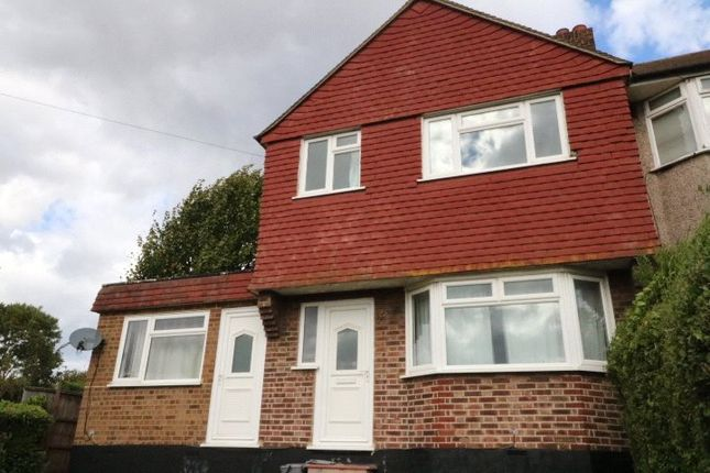 Thumbnail Semi-detached house to rent in Oldstead Road, Bromley, Kent