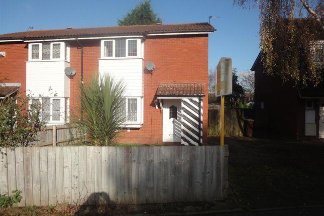 Thumbnail Property to rent in Whitburn Close, Wolverhampton